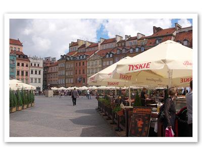 ワルシャワ旧市街2