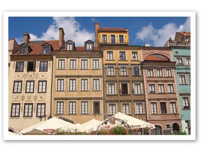 ワルシャワ旧市街1